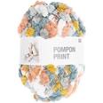 Rico Design Creative Pompon Print 200g rosa-patina