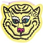 Rico Design Geldbeutel Tiger 0,5x12,5x12cm gelb