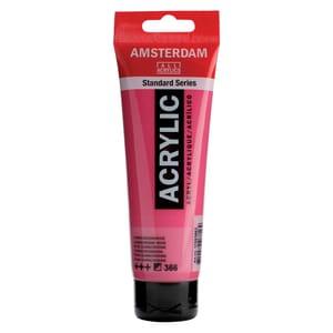 AMSTERDAM Acrylfarbe 120ml chinacridonrosa
