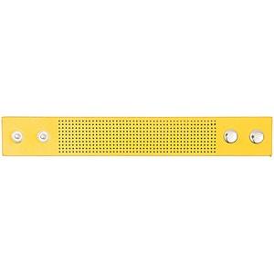 Armband zum Besticken 23x3cm gelb
