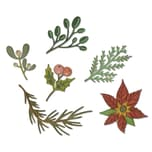 Sizzix Thinlits Die Set Large Funky Festive Florals