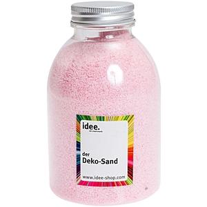 Dekosand 810g rosa