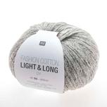 Rico Design Fashion Cotton Light & Long dk 50g 200m grau