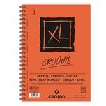 Canson XL Spiralblock Croquis A4 120 Blatt