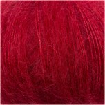 Rico Design Essentials Super Kid Mohair Loves Silk 25g 200m kirsch