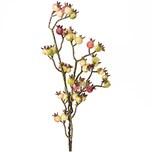 Beerenzweig weiß-rosé 50cm