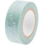 Paper Poetry Tape Mermaid Bubbles 1,5cm 10m mint