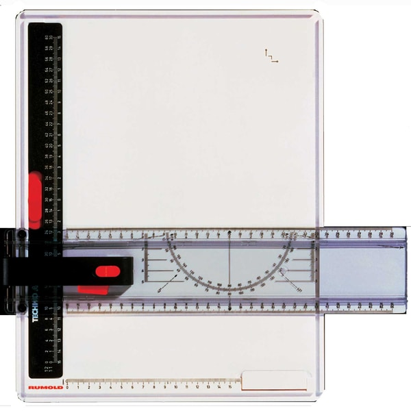 RUMOLD Techno Zeichenplatte A4
