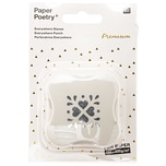 Paper Poetry Everywhere Stanzer Ornament 3x3cm