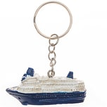 Schlüsselanhänger Kreuzfahrtschiff 5cm
