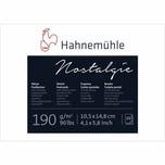 Hahnemühle Skizzen-Postkartenblock A6 190g/m² 20 Blatt