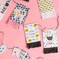 MyMindsEye Scrapbooking Paper Pad Meow 15,2x15,2cm 24 Blatt