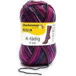 REGIA Garn Color 4fädig 50g 210m ringlet
