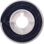 Rico Design Verloursband 2mm x 2,5m dunkelblau