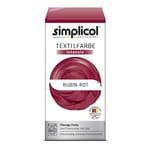 simplicol Textilfarbe intensiv 150ml rubinrot