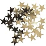 Flitter Streu Sterne 20g gold