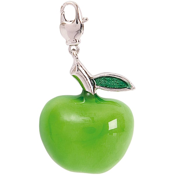 Jewellery Made by Me Big Charm Apfel 35x25mm