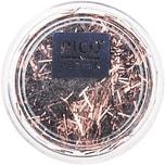 Rico Design Stäbchen Glitter 4g braun