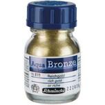 Schmincke Aqua-Bronze 20ml reichgold