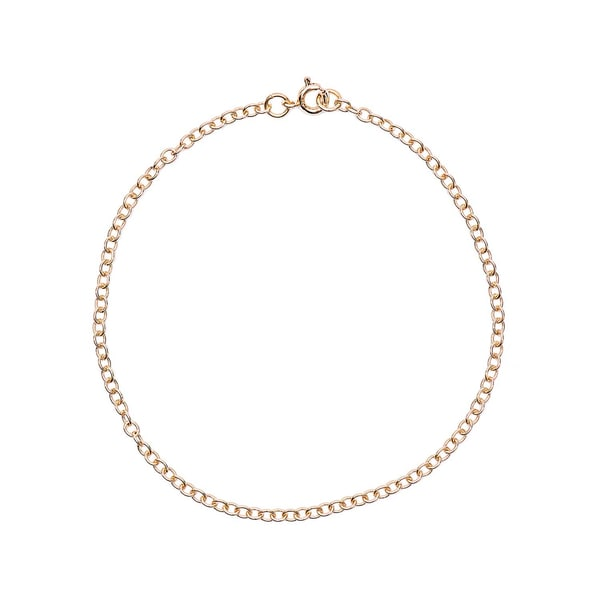 Jewellery Made by Me Gliederarmband gold 22cm