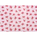 Paper Poetry Seidenpapier Blüten rosa 50x70cm 5 Bogen
