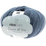 Rico Design Baby Dream dk uni - A Luxury Touch 50g 115m patina