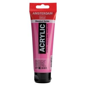 AMSTERDAM Acrylfarbe 120ml permanentrotviolett hell