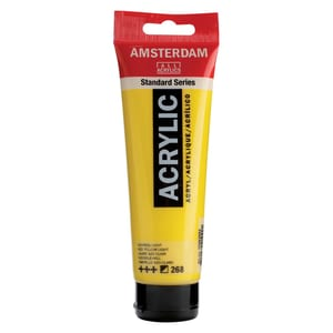 AMSTERDAM Acrylfarbe 120ml azogelb hell