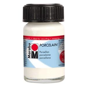 Marabu Porcelain 15ml weiß