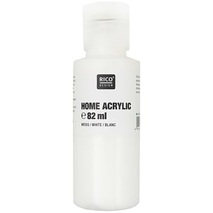 Rico Design Home Acrylic 82ml weiß