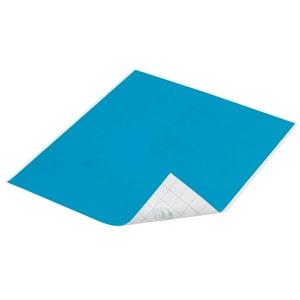 Duck Tape Bogen 21x25,4cm electric blue
