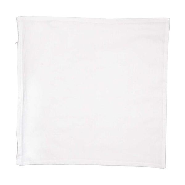 Rico Design Kissenhülle weiß 39x39cm