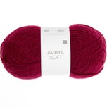 Rico Design Acryl Soft 50g 155m bordeaux