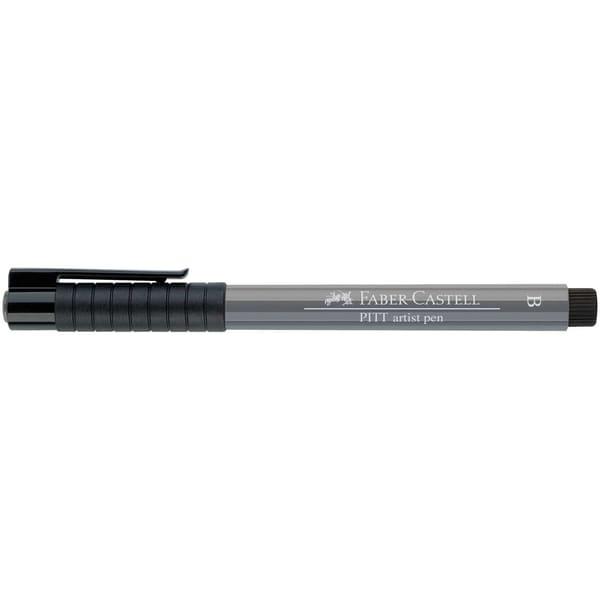 Faber Castell PITT artist pen brush kaltgrau IV