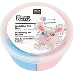 Rico Design Super Fluffy Set Hase 40g