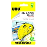 UHU Dry & Clean Roller permanent 6,5mm