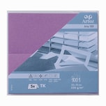Artoz Tischkarte Serie 1001 220g/m² 5 Stück holunder