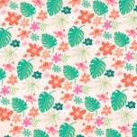 MyMindsEye Scrapbooking Bogen Floral 30,5x30,5cm