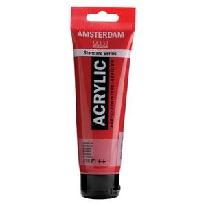 AMSTERDAM Acrylfarbe 120ml karmin