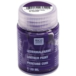 Rico Design Ledermalfarbe 20ml violett