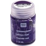 Rico Design Ledermalfarbe 20ml violett