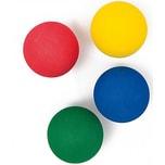 Rico Design Moosgummikugeln mehrfarbig 35mm 4 Stück