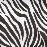 Paper Poetry Seidenpapier zebra 50x70cm 5 Bogen