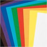 Made by Me Filz-Plattenset 1mm 20x30cm 10 Farben Basic