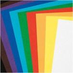 Made by Me Filzplattenset 1mm 20x30cm 10 Farben basic
