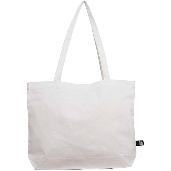 Rico Design Tasche mit langen Henkeln 44,5x34x33,5cm weiß