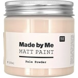 Rico Design Matt Paint 200ml pale powder