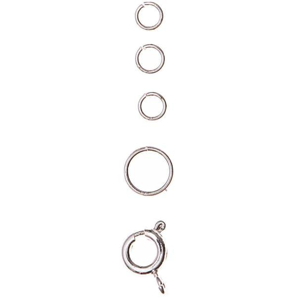 Jewellery Made by Me Federring Set silber 5teilig
