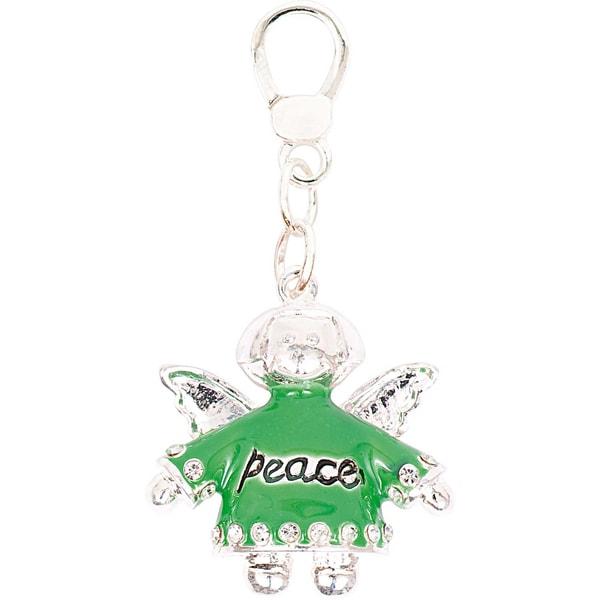 Jewellery Made by Me Big Charm Engel peace 3,7x3,5cm