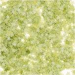 Blütenstreu grün 14g